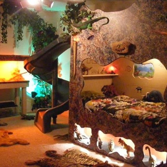 Kids dinosaur bedroom what sort of parent am i if i can 39 t for Dinosaur pictures for kids room