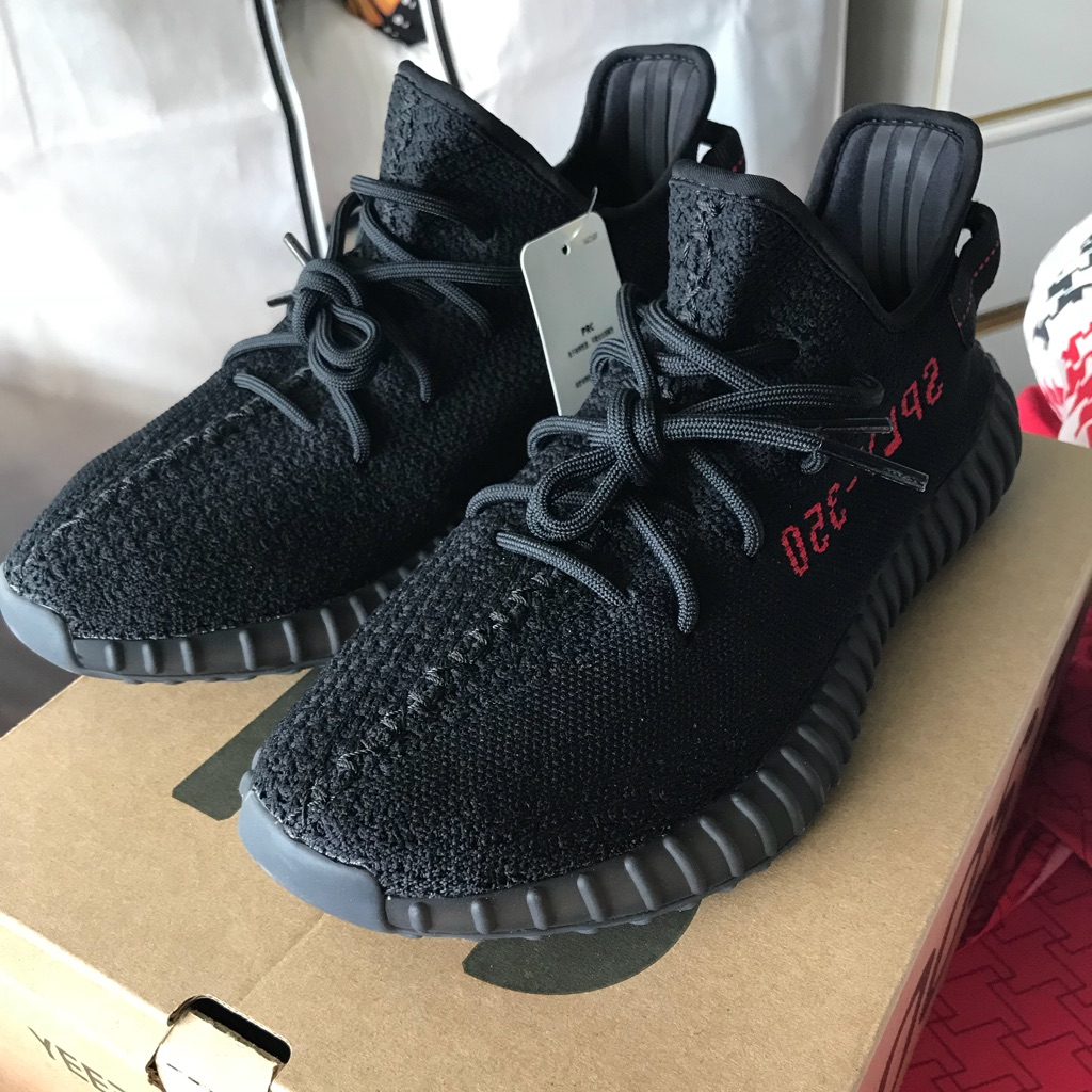 best loved 35452 2019a adidas Shoes | Adidas Yeezy Boost 350 Boost V2 Bred | Color ...