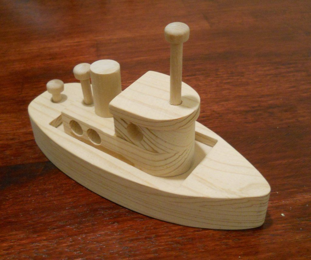 wooden toy boat | ww toys: plans/ideas | juguetes de madera