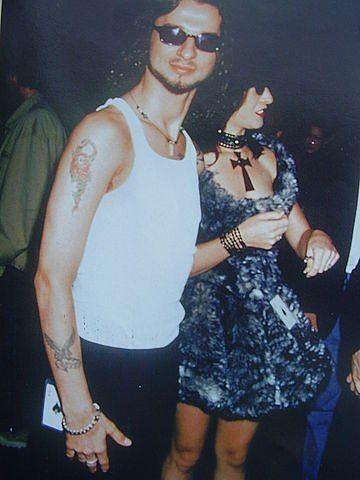 Dave Gahan Teresa Conroy : gahan, teresa, conroy, Teresa, Depeche, Mode,, Gahan,, Martin