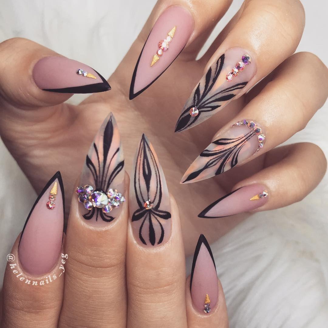 Pin van AlottaPolish op Nails | Pinterest - Nagel