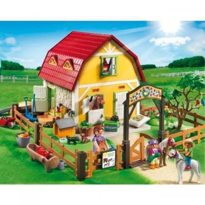 Playmobil Ponyhof Playmobil Playmobil Deutschland Play Mobile
