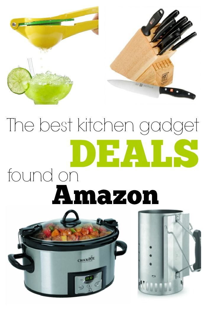 These Kitchen Gadgets Are Helpful And Come With Recipes