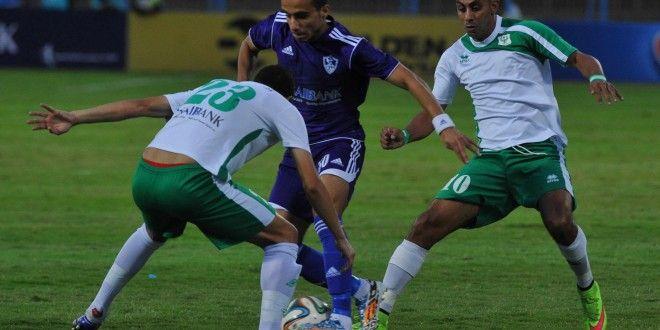 موعد مباراة مصر والجزائر اليوم