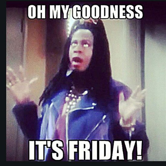 Funny Good Friday Meme : Here are the funniest friday memes we found on instagram