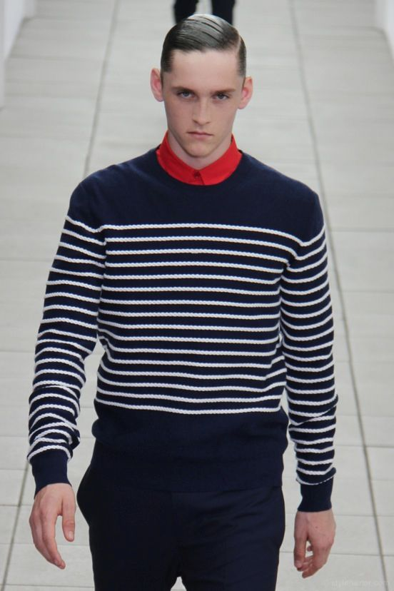 Dior Homme Spring Summer 2013 Collection 22