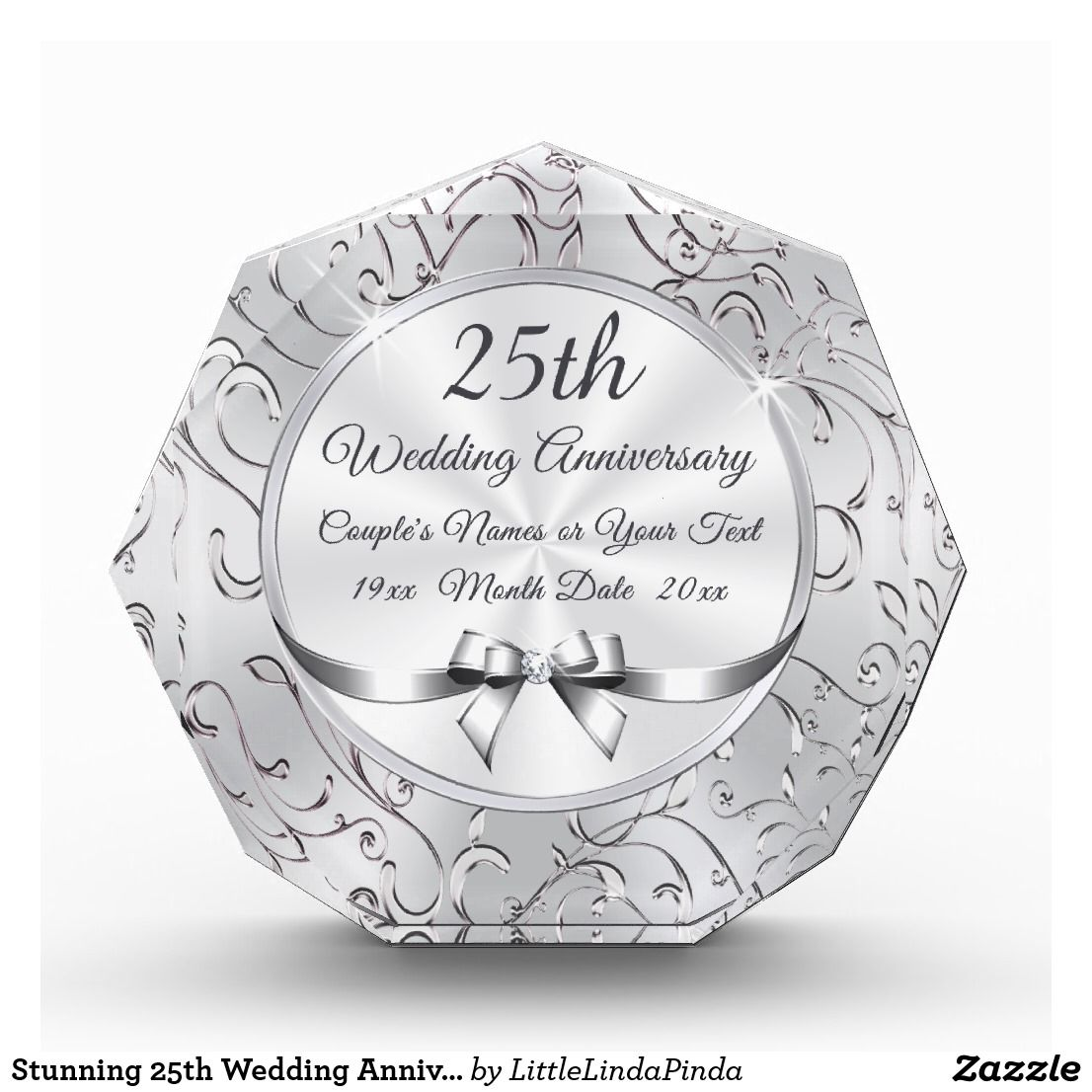 stunning 25th wedding anniversary gift ideas in 2018 | 25th