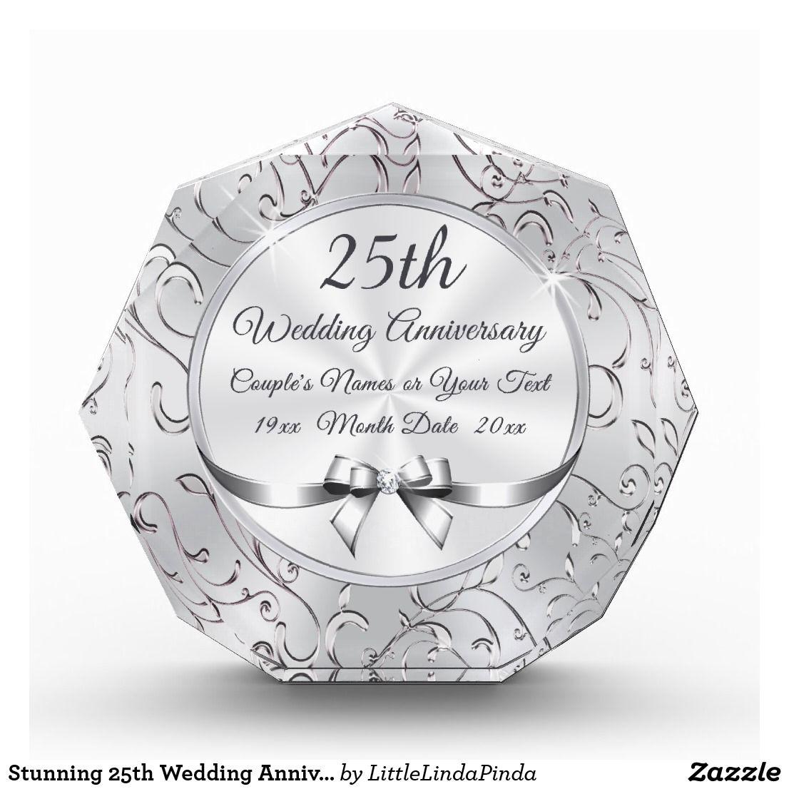 stunning 25th wedding anniversary
