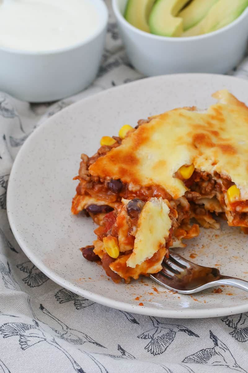 Mexican Lasagne Recipe Thermomix Recipes Sharing Board Food