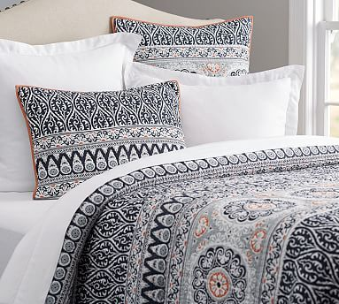 product set bed pattern duvet bedding grand bath medallion linen free luxe shipping piece