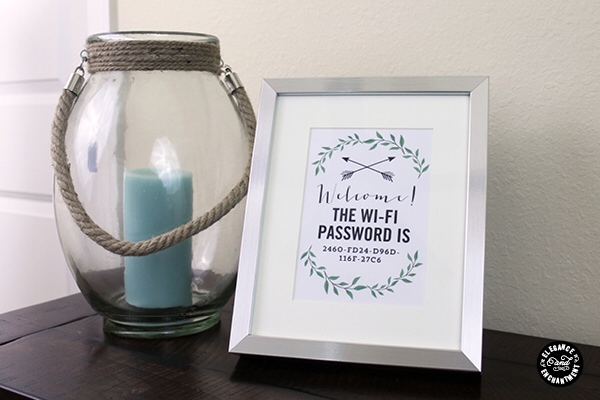 10 Guest Room Essentials And Tips Guest Room Essentials Guest Room Wifi Password Guest Room Wifi
