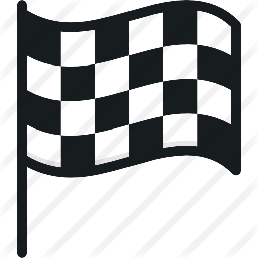 Checkered Flag Free Vector Icons Designed By Stockio Vector Icon Design Vector Icons Icon Design