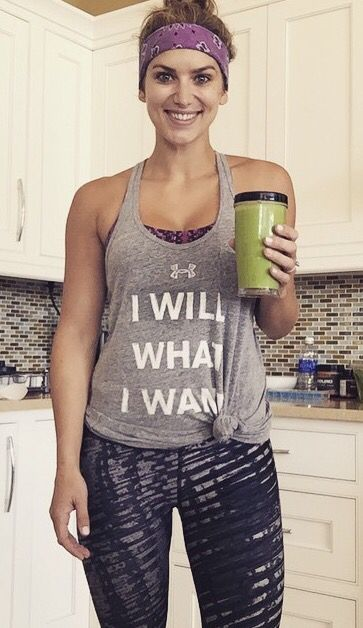 Eva Shockey- Workout Motivation