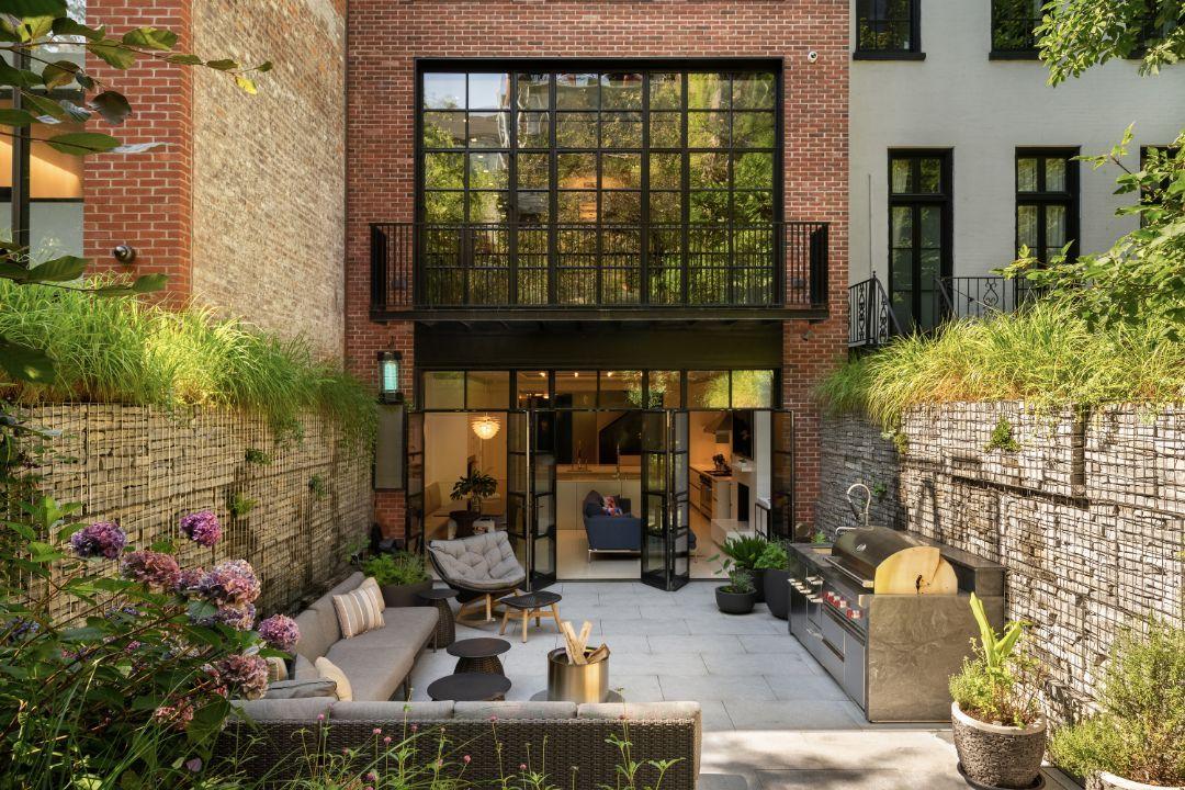 Tour a Fashionable West Village Townhouse Asking $28.75M