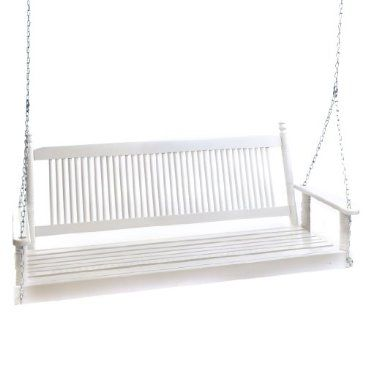 5 White Porch Swing Rta Http Shop Crackerbarrel Com 5 White Porch Swing Rta Dp B00e3vcrrq Porch Swing Porch Furniture Outdoor Furniture