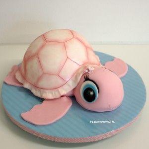 Turtle Cake Cute Decorated Cakes Pinterest Cake Turtle