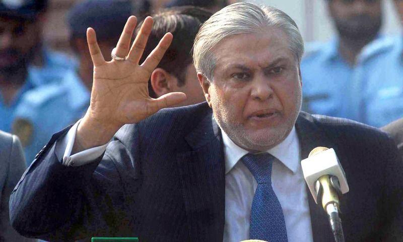 NAB to re-investigate Ishaq Dar in Hudaibiya Paper Mills