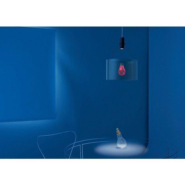Ingo Maurer Eddie\'s Son hanglamp. Deze lamp zal je verrassen ...