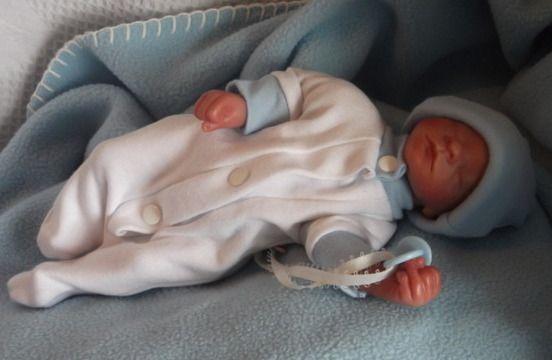 BOY stillbirth stillborn baby burial clothes baby grow and ...