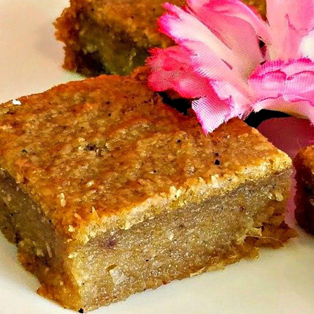 The Perfect Cassava Pone Recipe Trini Food Caribbean Recipes Trinidad Recipes