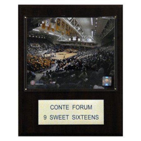 C Collectables Ncaa Basketball 12x15 Conte Forum Arena Plaque