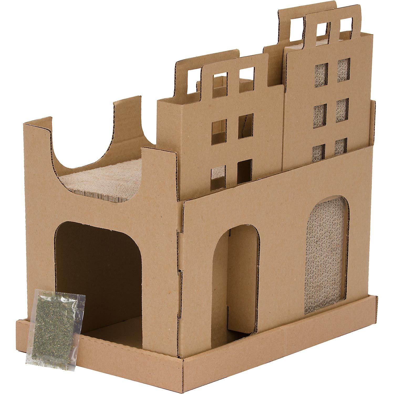 Rabbit cardboard house top metal detectors