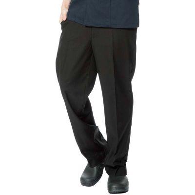 ac059ca8ad Men black chef trousers kitchen work trousers | chef trousers | Work ...