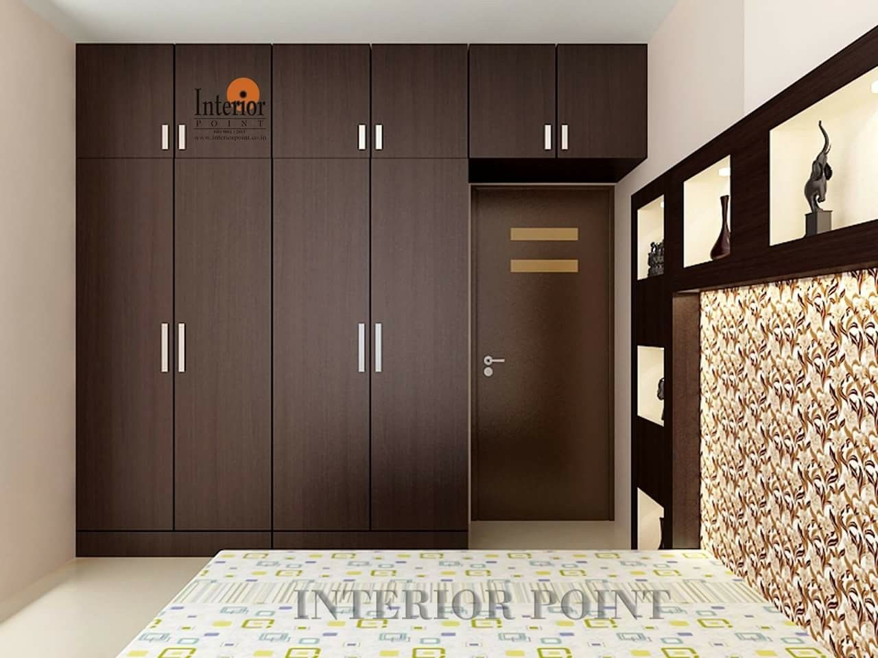Pin By Santhi Sri On Wardrobe Idea Bedroom Cupboard Designs Cupboard Design Bedroom Furniture Design