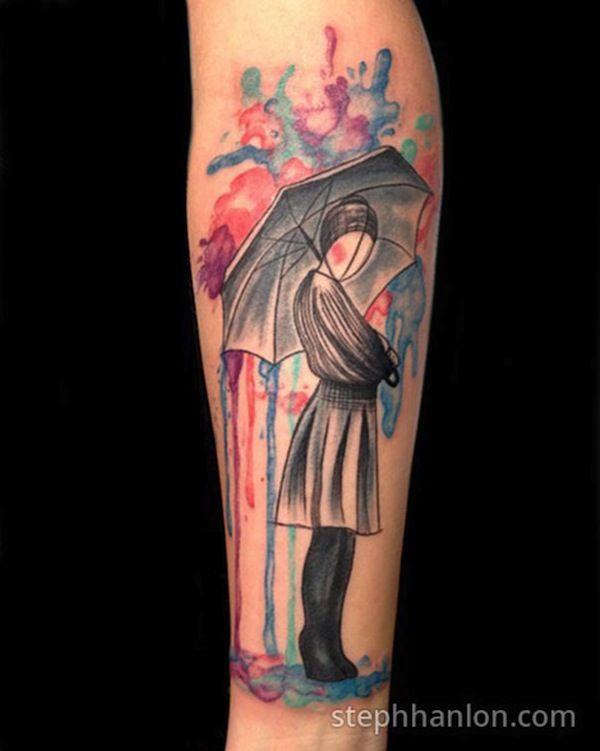Joe Biden Tattoo : biden, tattoo, Sarah, Miller, Tattoo, Forearm, Design,, Abstract, Designs,