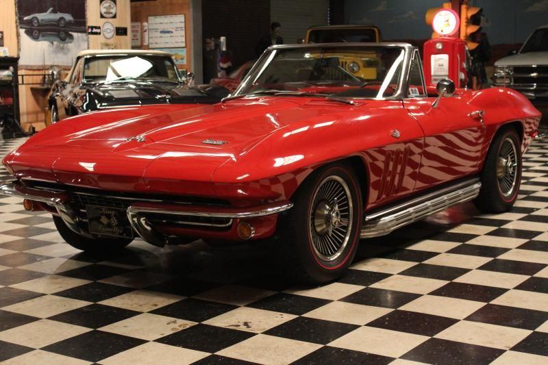1966 Corvette Convertible For Sale Alabama 1966 Corvette