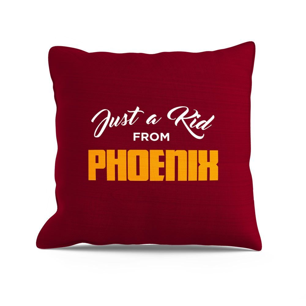 Just a Kid from Phoenix Pillow