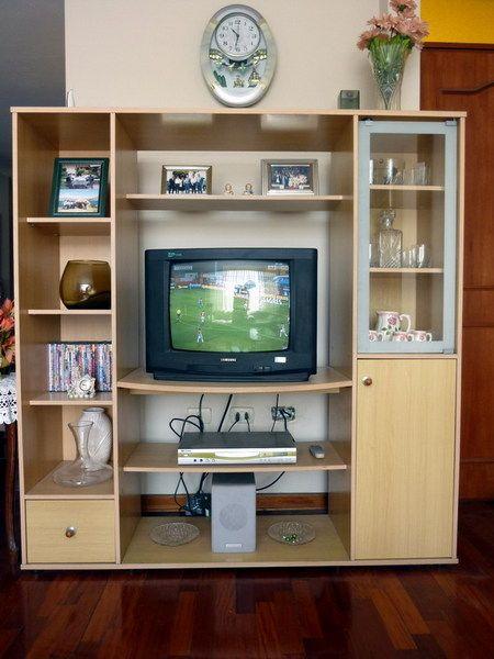Brico web donde aprenderas bricolaje decoraci n for Modelos de muebles para tv