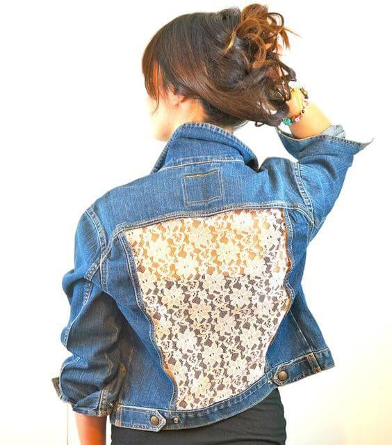 c493c83c7 Chaquetas vaqueras de moda: 7 estilos diy | Woman, Fashion & Beauty ...