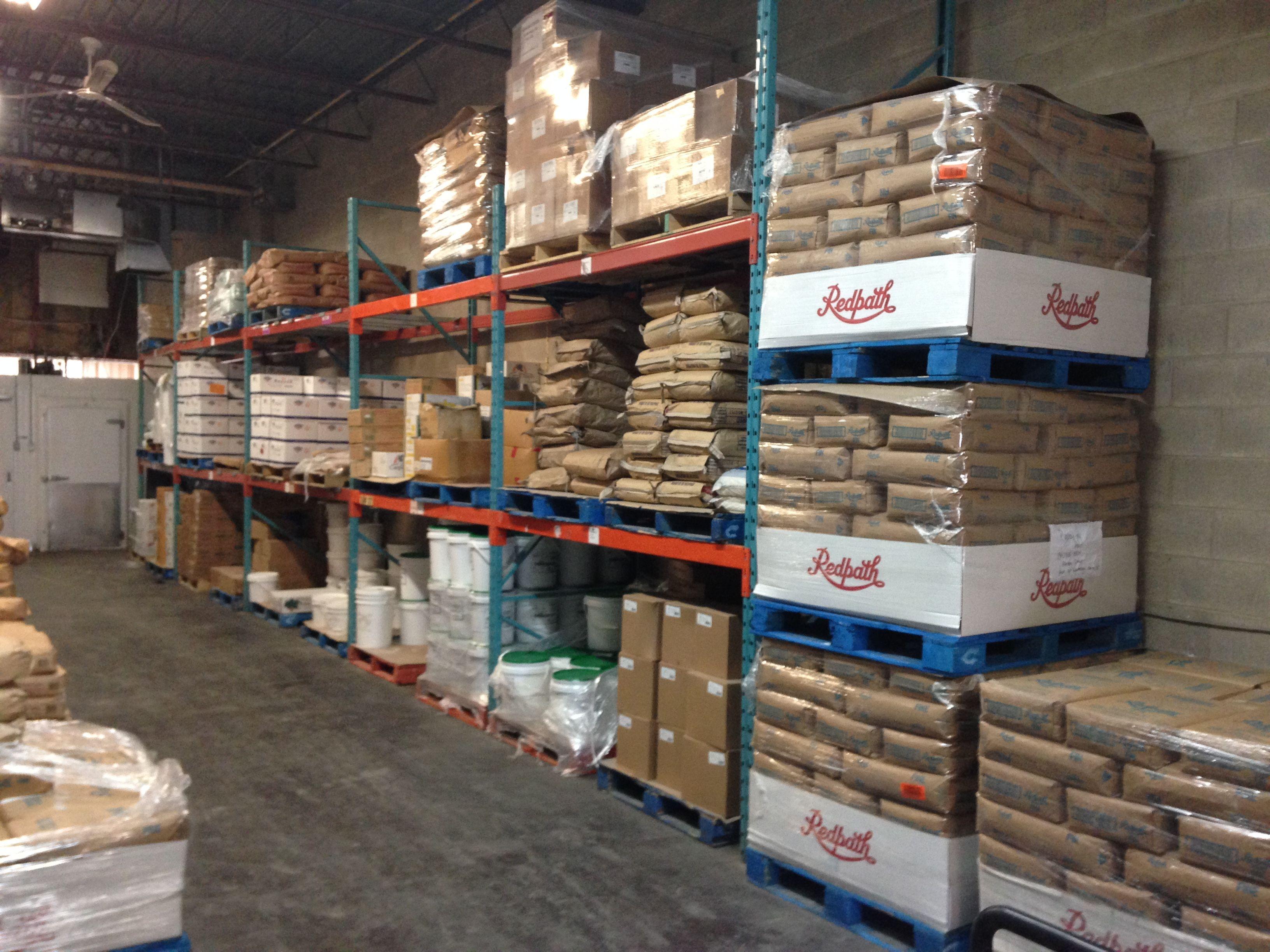 Papagino Distribution Centre