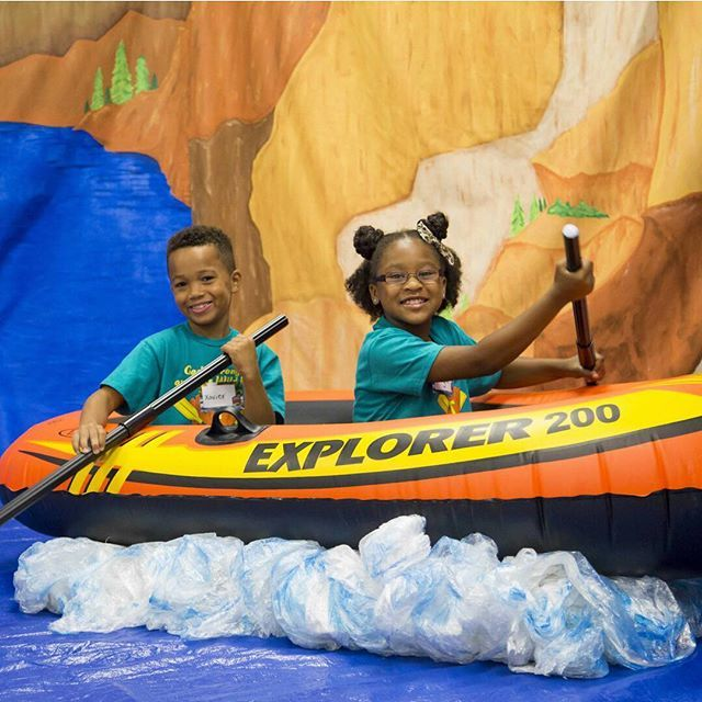 Fun photo ops are a great way to immerse your kids in the ...