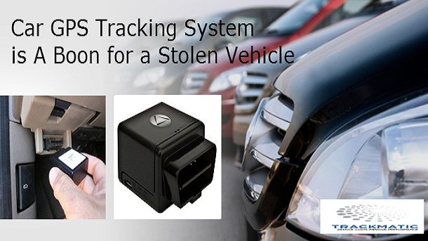 How to Recover a Stolen Vehicle with GPS Tracking Technology