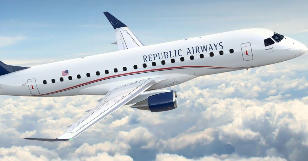 https//ift.tt/2Yv9hqZ The regional US airline Republic