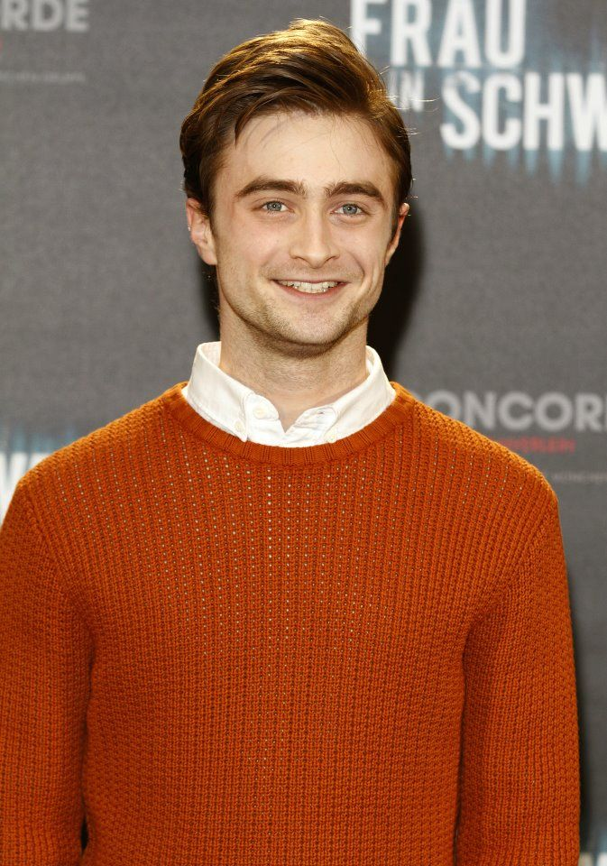 Daniel Radcliffe Die Frau In Schwarz Photocall Munchen 20 01 2012 Daniel Radcliffe Harry Potter Daniel Radcliffe Daniel