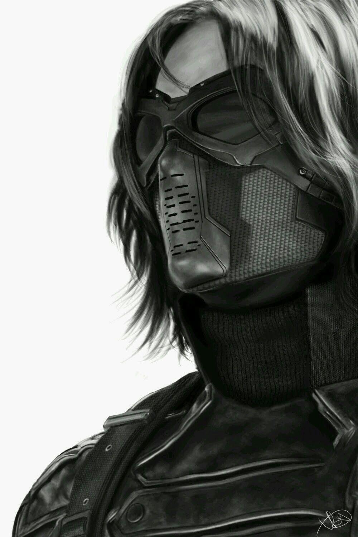 Winter Soldier …   Marvel Comics   Bucky…