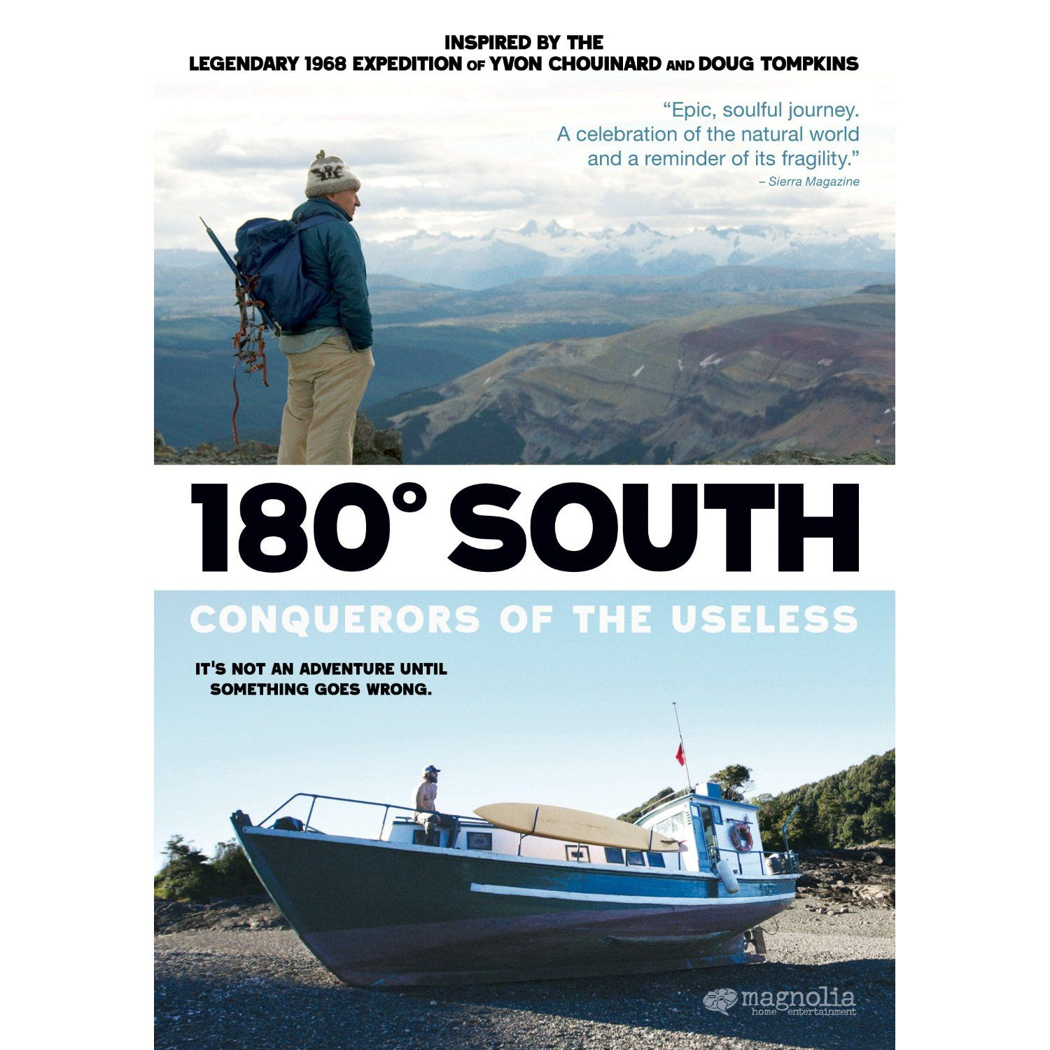 180 Degrees South A Documentary That Follows The Adventures Of A Group Of Friends As They Travel To Patagonia In The Spirit Travel Movies Documentaries Movies