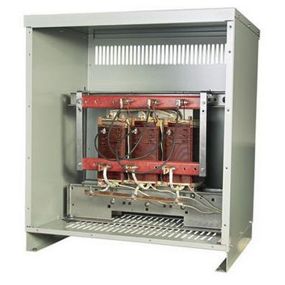 Ge Transformer 9t97c9874g03 Dry Type Transformer 480 Volt Primary 208y 120 Volt Secondary 75 Kva 3 Phase
