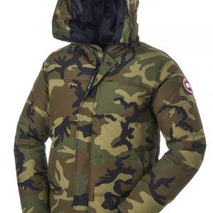 canada goose Lightweight Jackets Abstract Blue Camo