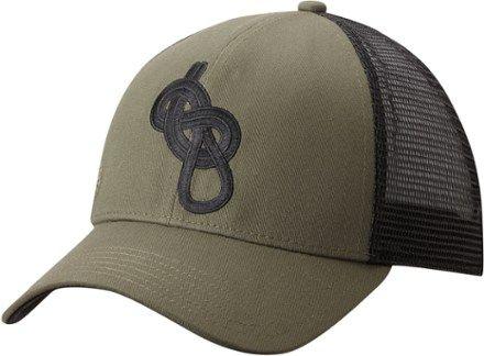 3c8211b2edf Climb On Trucker Hat | Products | Hats, Mountain hardwear, Baseball hats