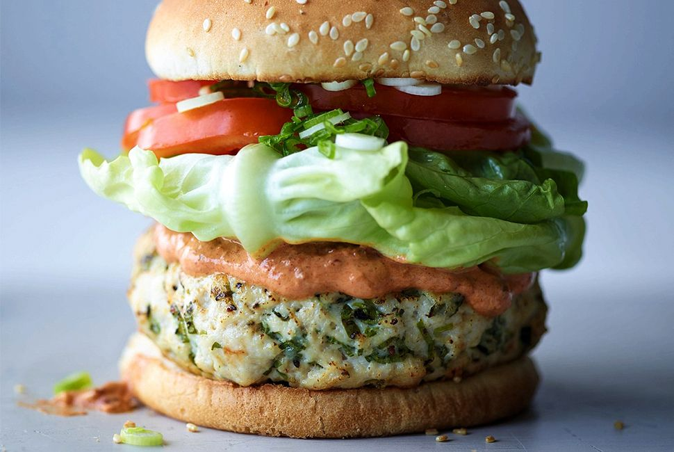 Recipe: How to Make 3 Non-Beef Burgers   Food recipes ...