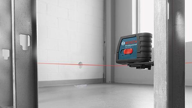 Bosch Self-Leveling Cross-Line Laser GLL 2-15