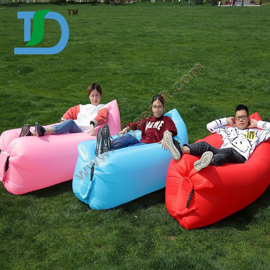 Air Lounger Air Sofa Inflatable Air Lounger Lazy Lounger