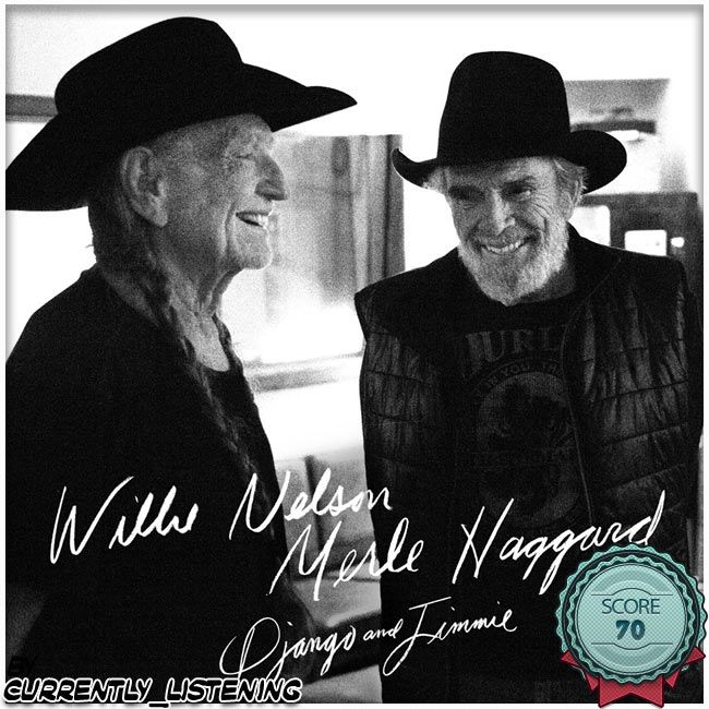 Willie Nelson & Mergle Haggard - Django and Jimmie (2015)  #willienelson #merlehaggard #country