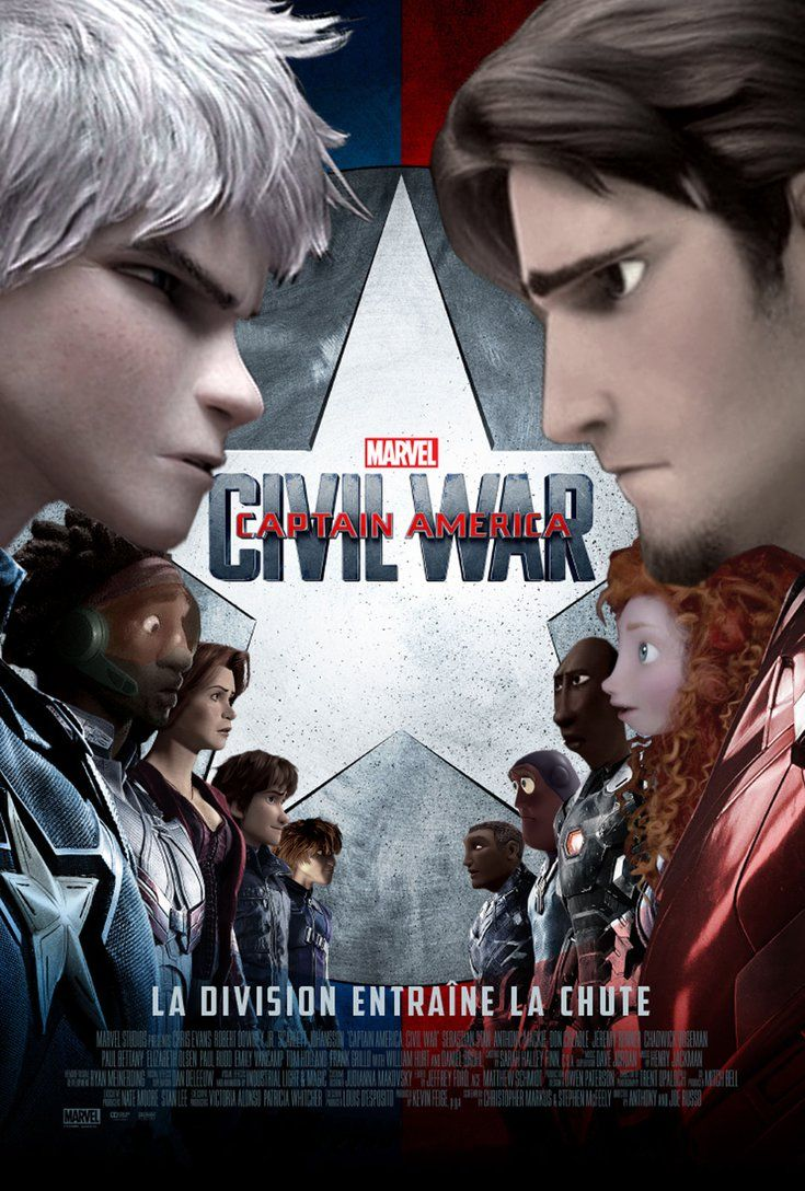 Rise of the Brave Tangled Dragon in Civil War. Jack Frost ...