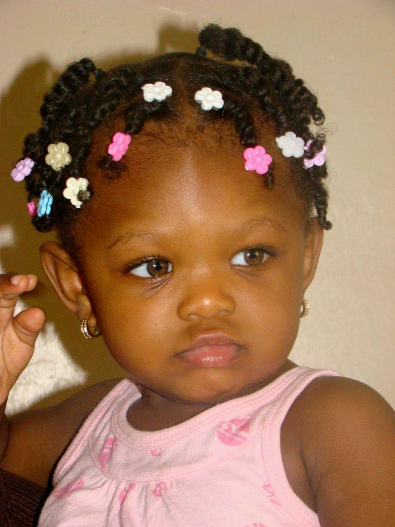 Black Baby Girl Hairstyles | Hairstyles | Hairstyles by Elsie ...