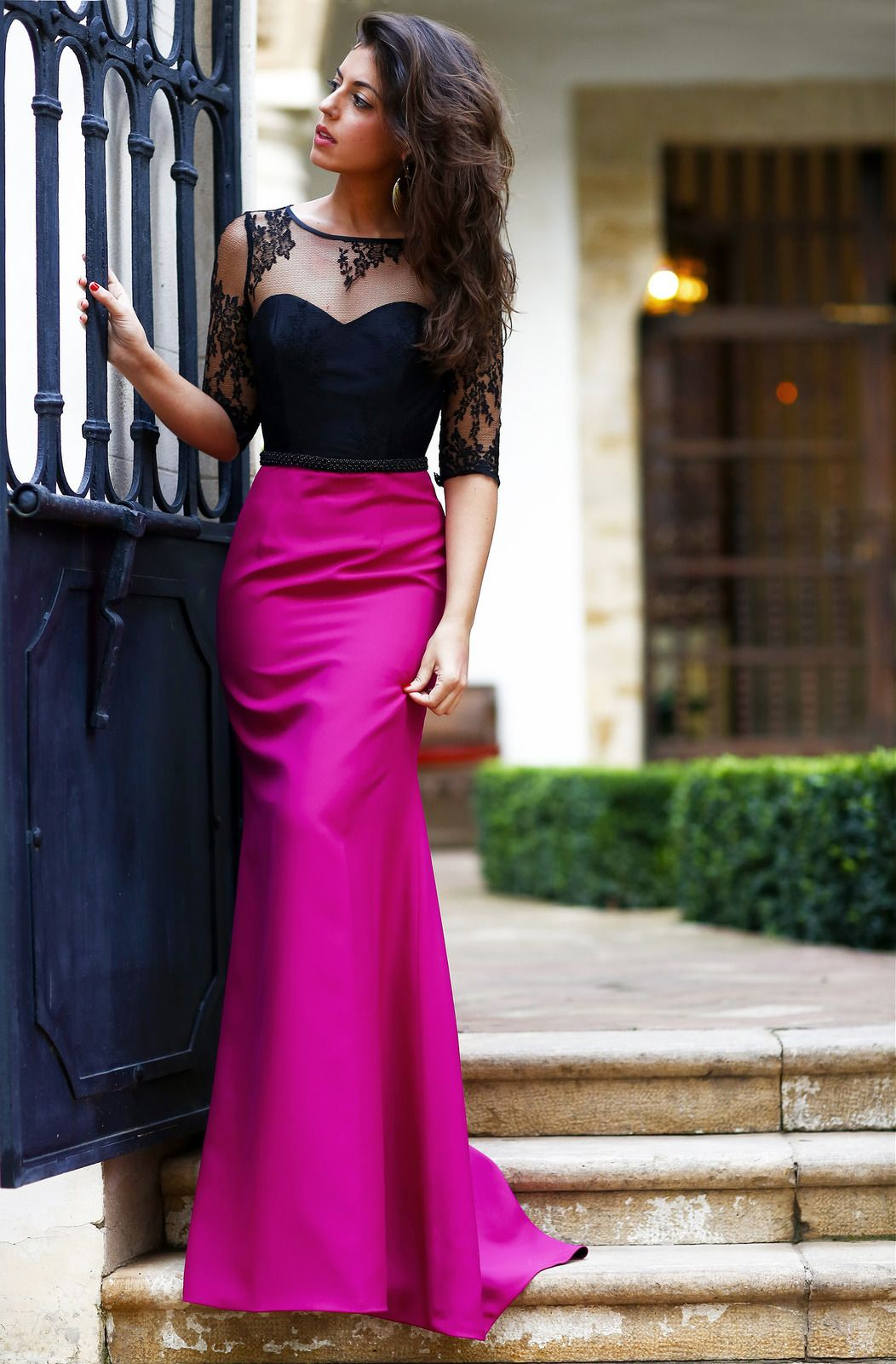 _96B0996   Vestidos de gala   Pinterest   Vestido de gala, Ropa ...